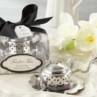 Teapot Shaped Tea Infuser Party Favors