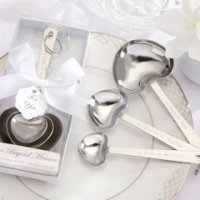 'Loving Spoonful' Heart-Shaped Measuring Spoons