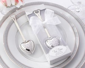 Tea Time Heart-Shaped Tea Infusers image