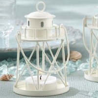 Lighthouse Tea Light Candle Holders