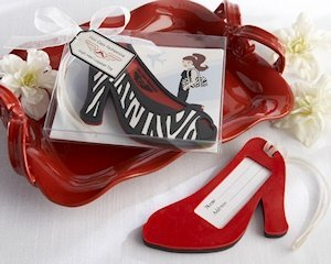 High Heel Luggage Tag image