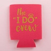 I Do Crew Insulated Drink Sleeves (Set of 4)