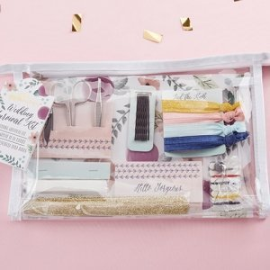 Floral Wedding Survival Kit image