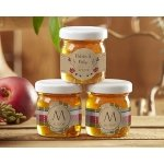 Personalized Clover Honey Jar Favors by Kate Aspen