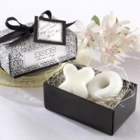Black & White Favors