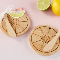 Citrus Cheeseboard and Spreader