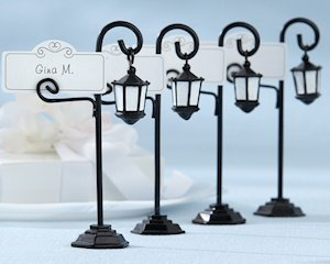 Streetlight Place Card Holders (Set of 4) image