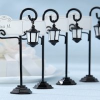 Streetlight Place Card Holders (Set of 4)