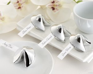 Fortune Cookie Place Card Holders (Set of 4) image