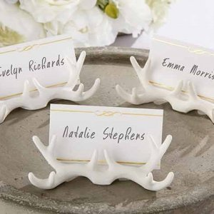 Antler Place Card Holders (Set of 6) image