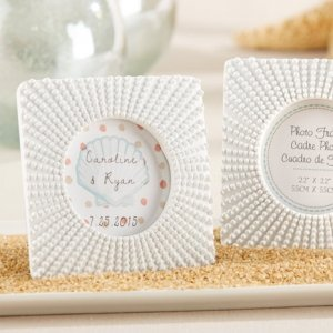 Sea Tidings Sea Urchin Frame Favors image