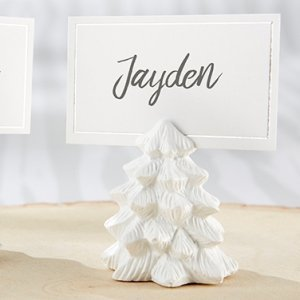 White Pine Tree Place Card Holders (Set of 6) image
