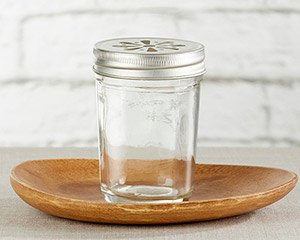 DIY 8 oz. Glass Mason Jar (Set of 12) image