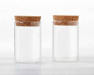 DIY Glass Tube Jar (Set of 12) image
