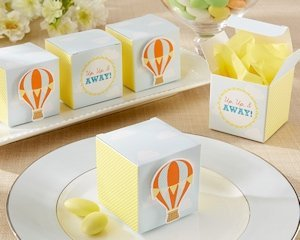 Hot Air Balloon Favor Boxes (Set of 24) image