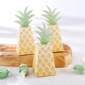 Pineapple Favor Box (Set of 24) image