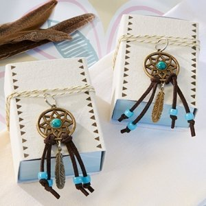 Dreamcatcher Favor Boxes (Set of 24) image