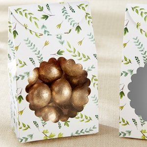 Botanical Garden Tent Favor Box (Set of 12) image