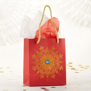 Indian Jewel Gift Bag (Set of 6) image