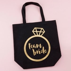Team Bride Canvas Tote image