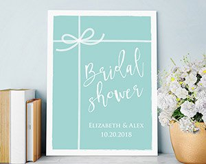 Personalized Poster (18x24) - Something Blue image