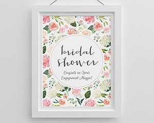 Personalized Poster (18x24) - Brunch Bridal Shower image