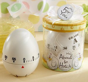About To Hatch Egg Timer Favor image
