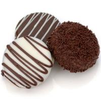 Classic Chocolate Covered Oreo Favors