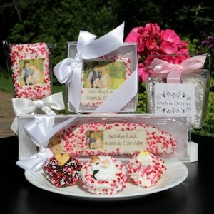 Gourmet Chocolate Dipped Wedding Sample Pack image