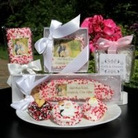 Gourmet Chocolate Dipped Wedding Sample Pack