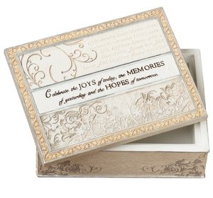 Wedding & Anniversary Keepsake Box image