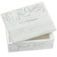 Together Forever Keepsake Memory Box