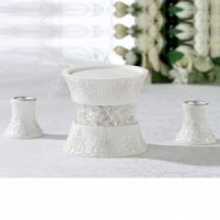 3 Pc Unity Candle Holder Set