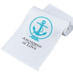 Anchored in Love Table Runner image