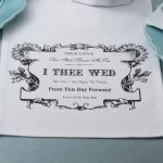 True Love Table Runner