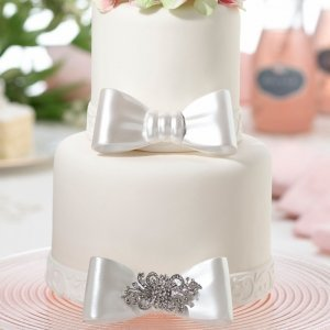 Decorative Resin Bow Cake Pick (2 Designs) image