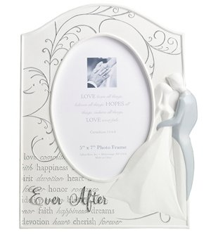 Happily Ever After 5X7 Picture Frame image