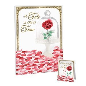 Fairy Tale Rose Petal Signing Canvas image