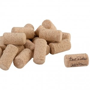 Set of 25 Wine Signing Corks image
