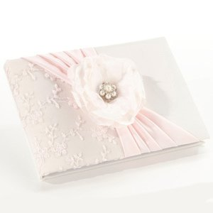 Blush Pink Guest Book image