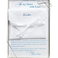 Boxed Sister Gift Hankie