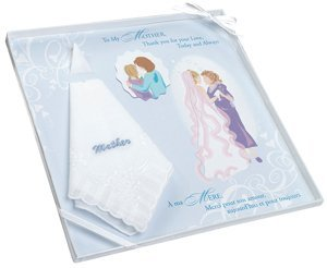 Embroidered Mother Gift Hankie image