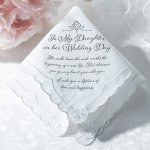 Keepsake Hankies for Her (5 Designs)