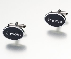 Groom Cufflinks image