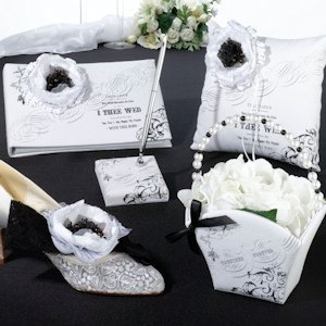 True Love Wedding Accessory Collection image