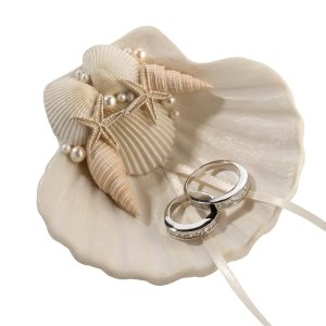 Seashell Ring Holder image