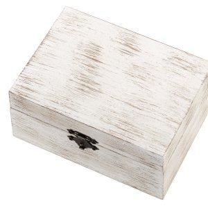 Rustic Wedding Ring and Vow Box image