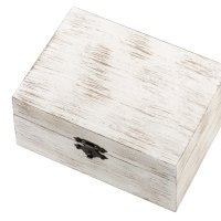 Rustic Wedding Ring and Vow Box