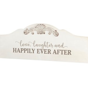 Happily Ever After Wedding Sign image