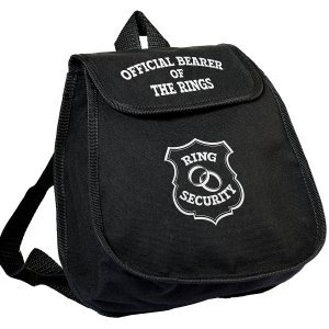 Ring Bearer's Backpack image